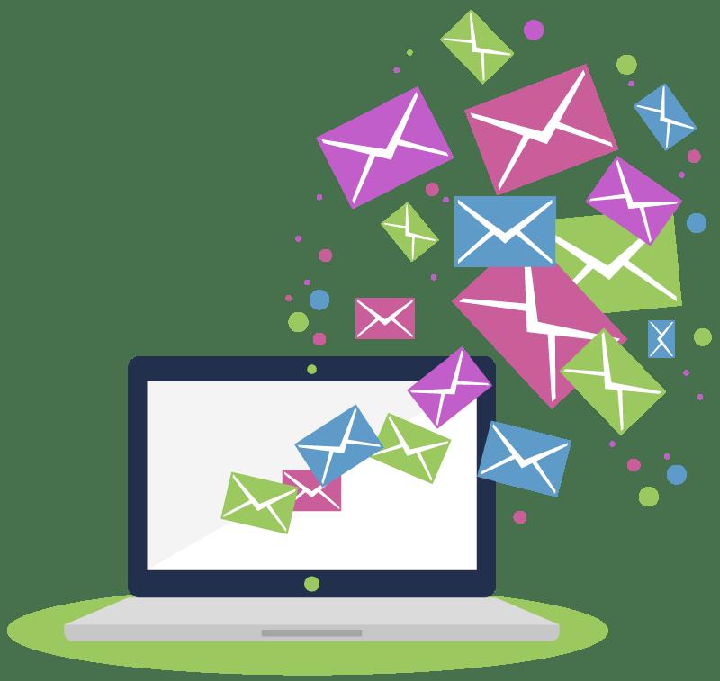 Honlapkészítés email_marketing
