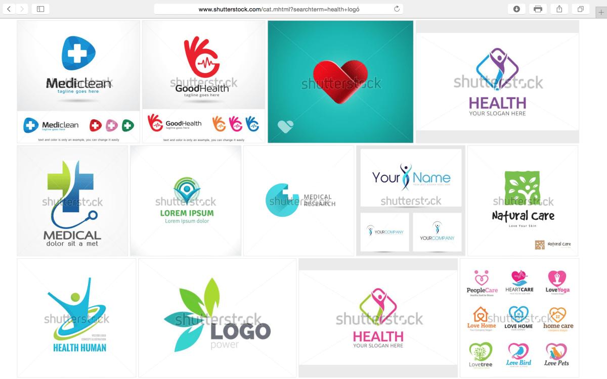 Honlapkészítés logótervezés ötletszerzés