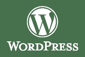 Honlapkészítés wordpress-logo